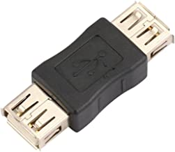 USB 2.0 Type A Female to Female Coupler USB Adapter Connector to F/F Converter Application in Lighting