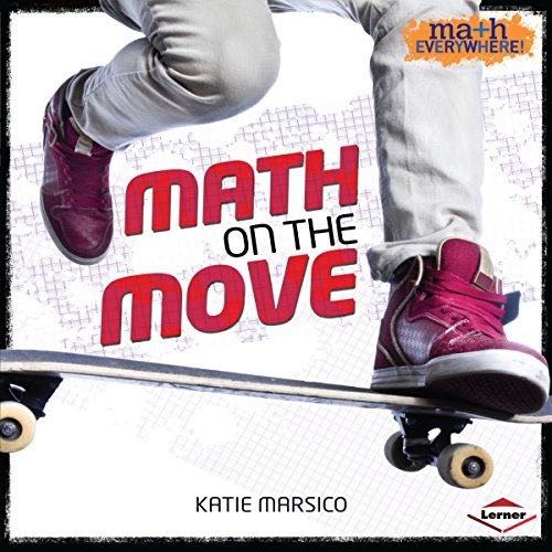 Math on the Move copertina
