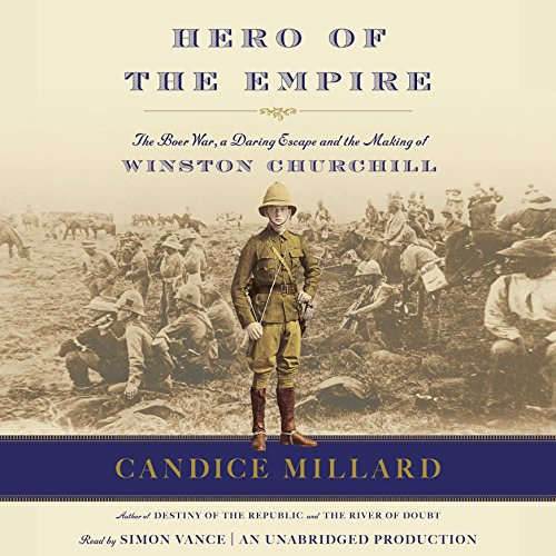 Hero of the Empire audiobook cover art