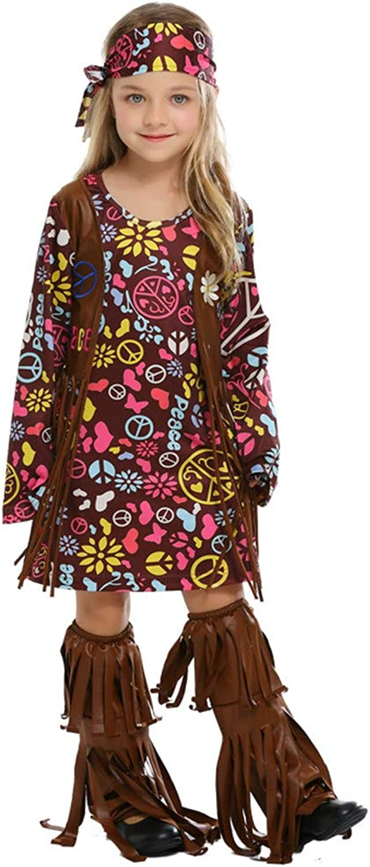 MYLEDI Aboriginal Costume Girl Dress Cosplay Dress Up