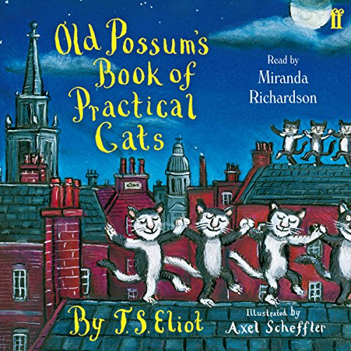 『Old Possum's Book of Practical Cats』のカバーアート