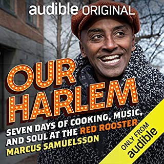Our Harlem audiobook cover art