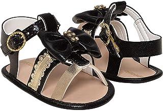 Sandalia de Menina Feminino Pimpolho BR Preta