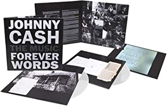Forever Words -Johnny Cash- Exclusive White Vinyl