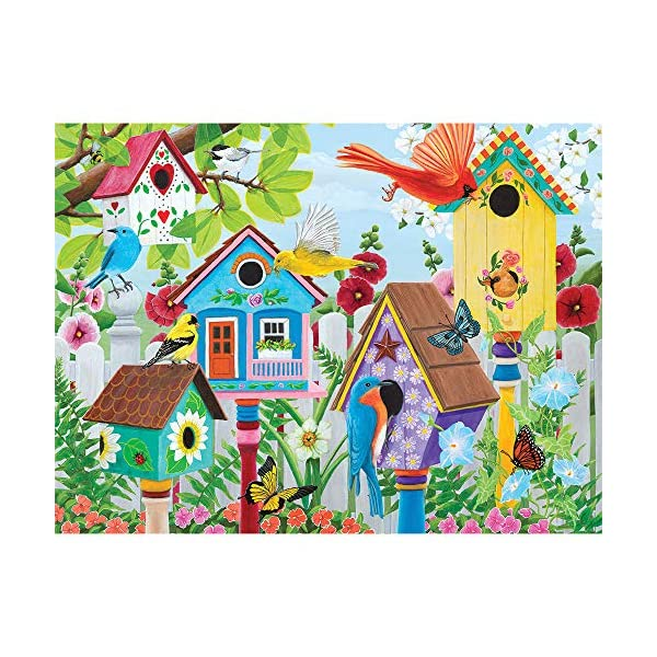 Bits and Pieces – 500 Piece Jigsaw Puzzle for Adults 18″ X 24″...