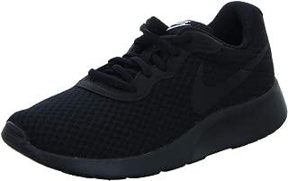 Nike Women's Tanjun Running Sneaker Black/Black/Black