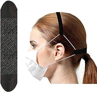 HOMGREEN Mask Strap Extender Adjustable Anti-Slip Ear Strap Mask Buckle Accessories Ear Hook Protector Ear ...