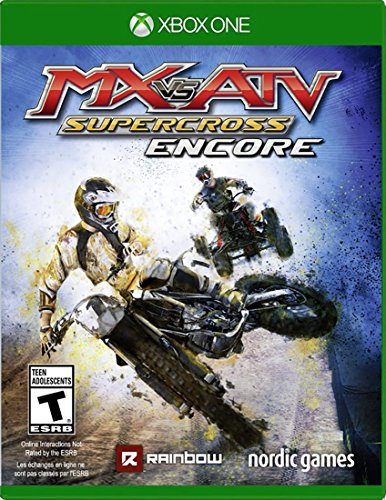 MX vs. ATV: Supercross Encore Edition - Xbox One - Xbox One by Nordic Games