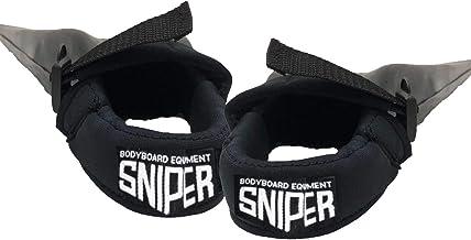 Two Stars - Póster de Sniper Bodyboard con aletas