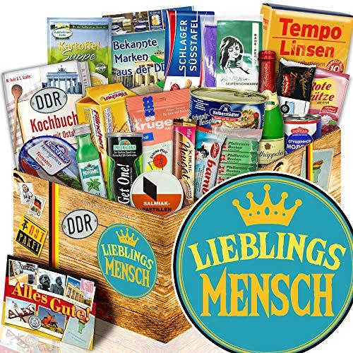 Lieblingsmensch - Geschenkideen Liebling - Ostalgie Set