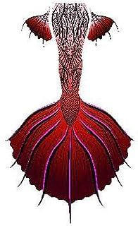 ACD Bañador niña Cola de Sirena Cola De Sirena Bikini Sirena Diseñado para Niños Y Adultos (Color : Picture 5, Size : Tail...