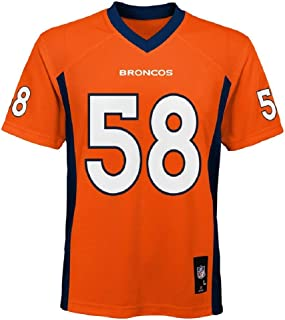 Outerstuff Von Miller Denver Broncos Youth NFL Mid Tier Jersey