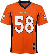 Outerstuff Von Miller Denver Broncos Youth NFL Mid Tier Jersey