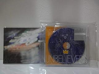 即決 米津玄師 アンビリーバーズ UNBELIEVERS 予約特典ワイドポストカード付 初回限定 スペシャルパッケージ盤CD+ステッカー 未開封新品