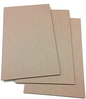 SJT ENTERPRISES, INC. MDF Wood Craft Plaque Sign 10 x 16-inches, 3-Pack (SJT00071)