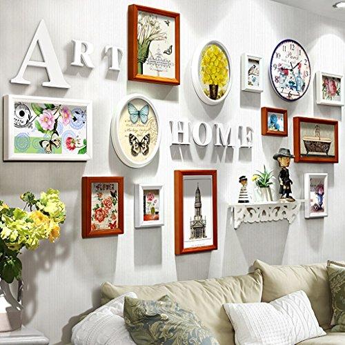 William 337 Cadre mural moderne et minimaliste pour salle de séjour