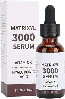 Skin Whitening Serum, Dark Spot Corrector Remover Serum, 30 ml hyaluronzuur gezichtsserum Huid voedend hydraterend herstel...