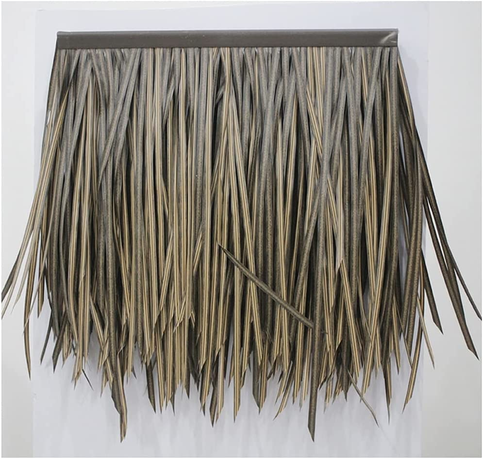 Free Shipping New Fake Thatch Palm Classic Roll of Man-Made Simulation Tile