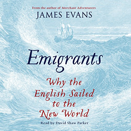 Emigrants audiobook cover art