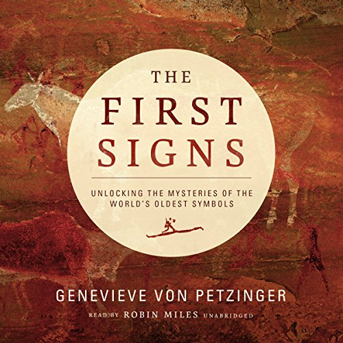 The First Signs audiobook cover art