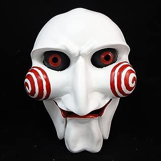 Gmasking Resin Saw Chainsaw Jigsaw Mask Replica+Gmask Helmet Keychain