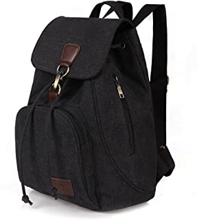 01381daeaf78 Amazon.co.uk: Canvas - Fashion Backpacks / Women's Handbags: Shoes ...