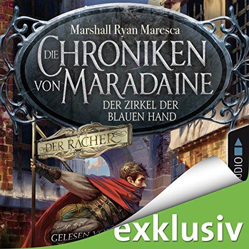 Der Zirkel der blauen Hand (Die Chroniken von Maradaine 1) audiobook cover art