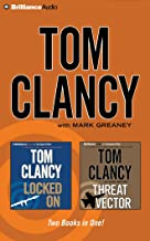 Tom Clancy – Locked On & Threat Vector 2-in-1 Collection (Jack Ryan Novels)