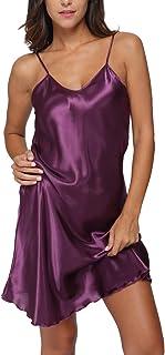 ثوب نوم سباغتي ستراب من الساتان للنساء من اوريجينال كيمونو