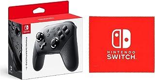 Nintendo Switch Proコントローラー (【Amazon.co.jp限定】Nintendo Switch ロゴデザイン マイクロファイバークロス 同梱)