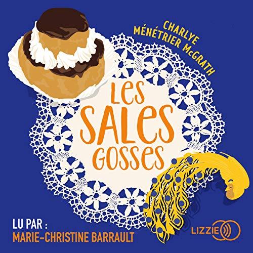Les Sales Gosses audiobook cover art