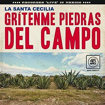 Grítenme Piedras Del Campo (En Vivo Desde La Ciudad De México, 2017)
