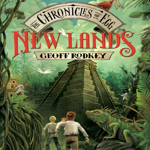 New Lands audiobook cover art