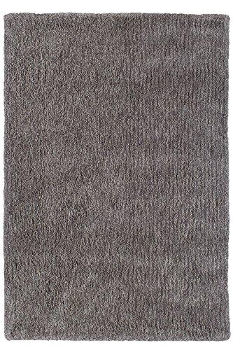 onloom Teppich Barbara Becker b.b Home Passion Touch Hochwertige Qualität Handgetuftet, Farbe:Taupe, Größe:160 x 230 cm