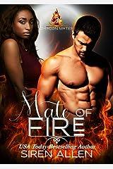 Mate of Fire: BWWM Paranormal Romantic Suspense (Dracon Mates Book 3) Kindle Edition
