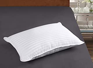 DOCTOR REST Luxurious Microfibre Fiber Pillow Filler Bed Set of 2 16x24 inch White