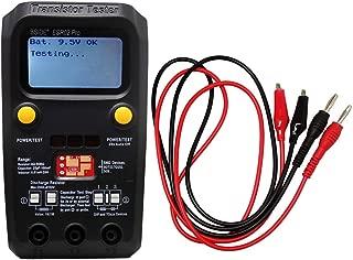 BSIDE ESR02 PRO Digital Transistor SMD Components Tester Diode Triode Capacitance Inductance Multimeter ESR Meter with test leads