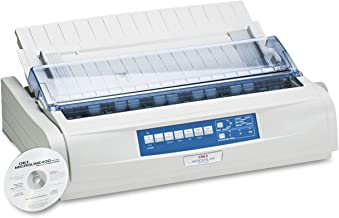 $619 » Oki MICROLINE 491 Dot Matrix Printer (62419001)