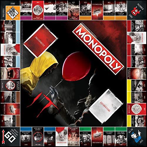 Monopoly: It (Ça) - 4