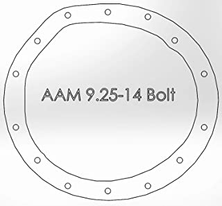 aFe Power 46-70042-WL Pro Series Machined Front Differential Cover with Gear Oil