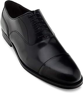 5969 - Zapatos Estilo Oxford en Serraje .Tallas Grandes Caballero de la 47 a la 50. Made in Spain.