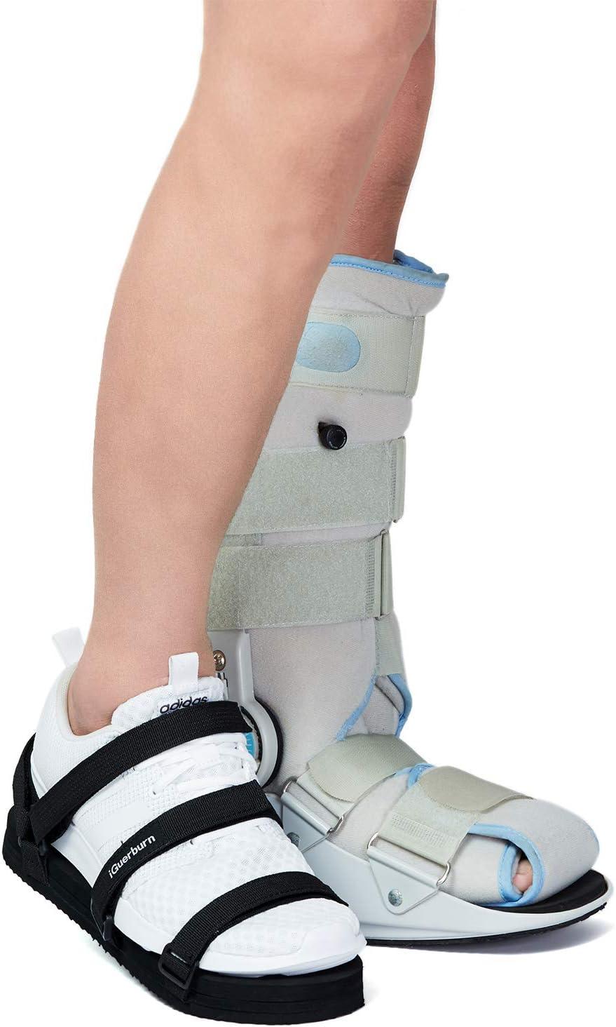iGuerburn Shoe Balancer Max 46% OFF Lift for Leveler Boot Regular store Walking
