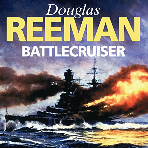 Battlecruiser audiobook cover art