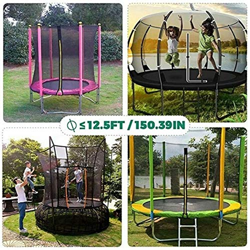 N/B Trampoline Sprinkler Spray Water Park Water Game Summer Outdoor Garden Cooling Tool (Color : As show)