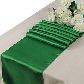 Best green wedding table runners Reviews