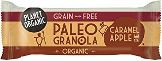 Planet Organic Paleo Granola Bar Caramel Apple Pie 30g (Pack of 1)