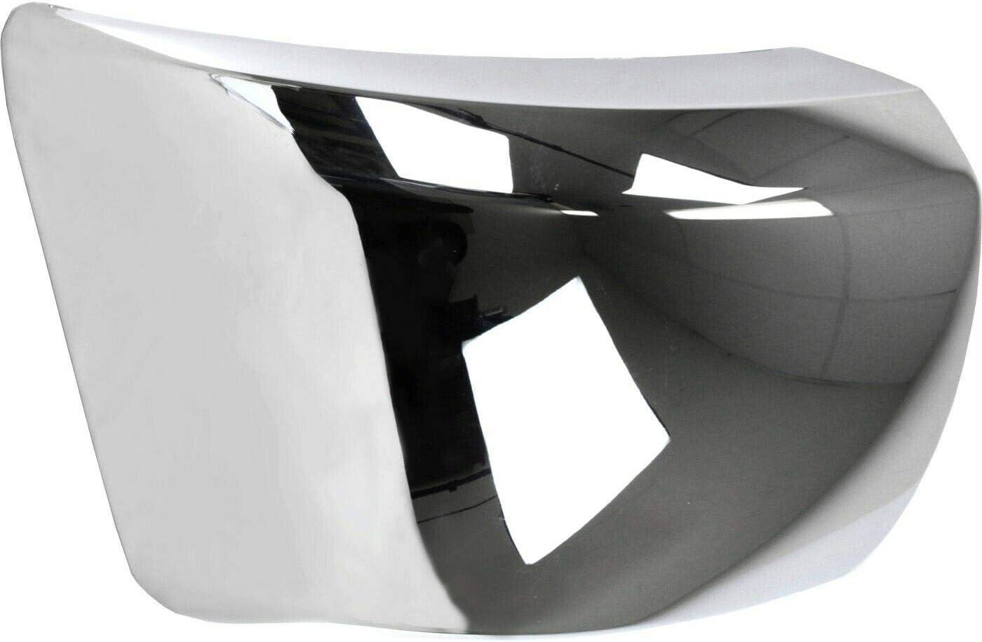 JUN Max Super Special SALE held 47% OFF Bumper End Cap Compatible 2012-13 1500 Silverado Front with