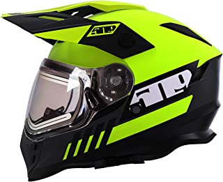 509 Delta R3 Ignite Full Face Snow Helmet with Fidlock (Hi-Vis - X-Large)