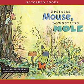 Upstairs Mouse, Downstairs Mole audiobook cover art