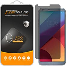 (2 Pack) Supershieldz for LG G6 Privacy Anti Spy Tempered Glass Screen Protector, Anti Scratch, Bubble Free